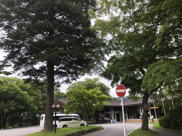 軽井沢アウトレット プリンス ランチ